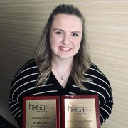 Milbank's HOSA and Mrs. Schlimme Take Top Awards at State