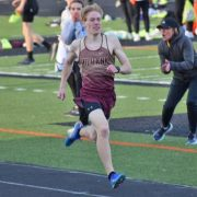Bulldog Runners Break School Records at Huron Invitational