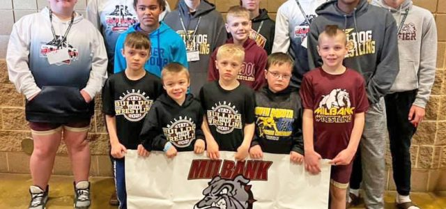 Landon Novy Wins First at State AAU Wrestling Tourney