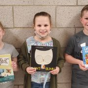 Grant County Youth Select South Dakota Children's Book Award Winners