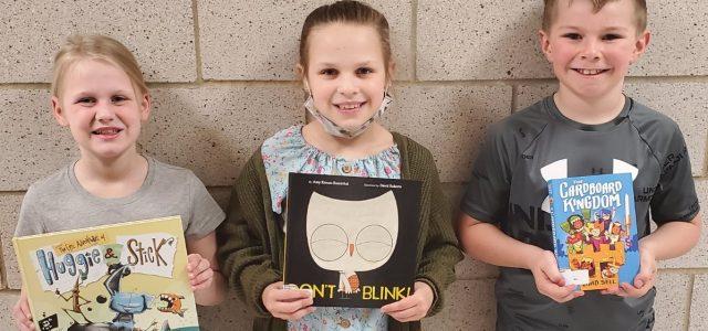 Grant County Youth Select South Dakota Children's Book Award Winners