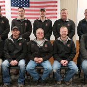 Salute to Milbank's Firemen on International Firefighters Day