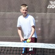 Bulldogs at State Class A Tennis Tournament