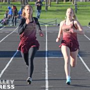 Bulldog Runners Smash Records While Hosting First Track Meet Since 2018