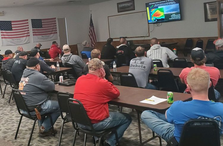 Weather Spotter Training Held in Milbank