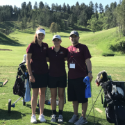 Marion Mischel Brings Home Medal From State Golf Tournament