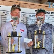 DeVries and Koch Reel in 17.5 Pounds and $4500 in Walleye Classic