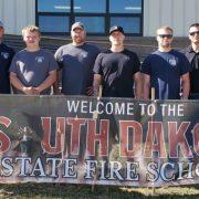 Nine Milbank Firefighters Attend Fire School