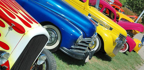 Classic Car Show Tonight at Lake Farley