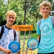 Schulte and Graham Place First and Third at Sioux Falls Open