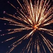 REMINDER:  Fireworks Tonight at Farley Fest