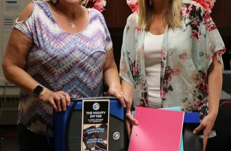 Free School Supplies Available For Grant County Families