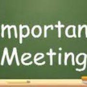 Parents & Students- Important School Events Set for August 11