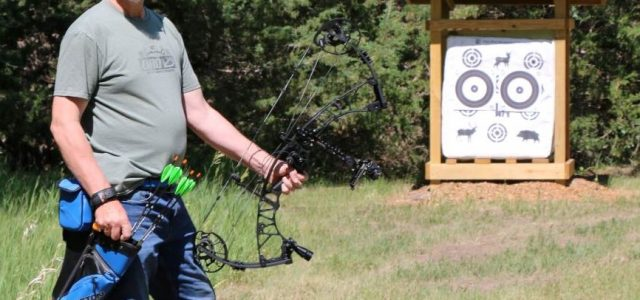 Mark Veen Brings Outdoor Archery Range and Course to Hartford Beach