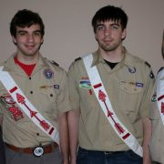 Loutsch Family Receive Highest Order Of The Arrow Honors