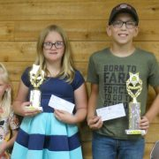 Grant County Library Top Summer Readers