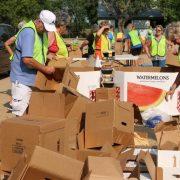 Milbank Food Giveaway Helps 715 People