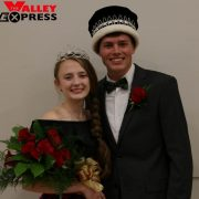 Berry and Schwenn Chosen as Homecoming 2021 Royalty