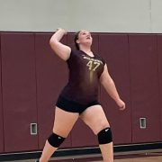 7th-Grade Volleyball Team Struggles Against Deubrook