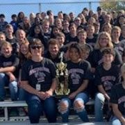Milbank MS Earns First Place at Marching Band Competition