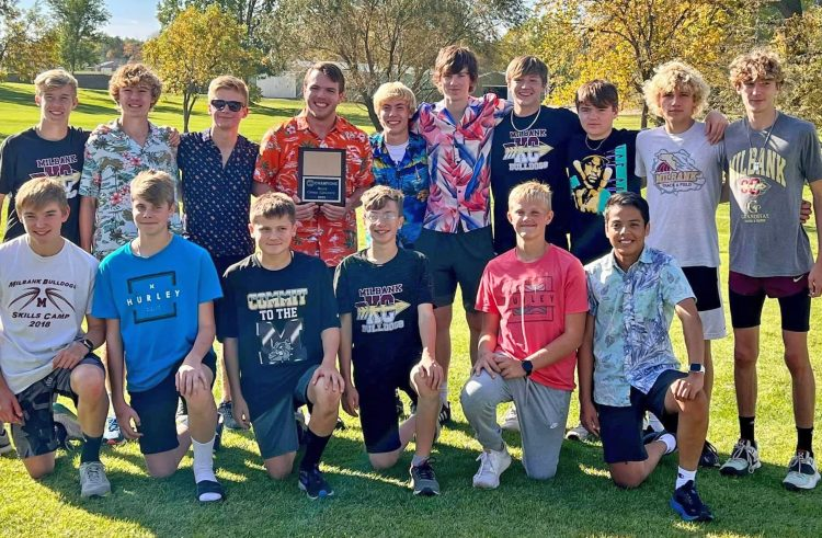 Boys Cross Country Team Take First Place in NEC